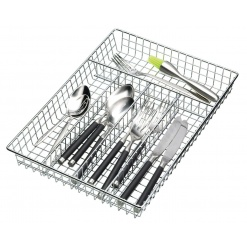 Cutlery Divider-Chrome