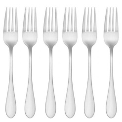 Cutlery Forks Stainless Steel-Pack of 6