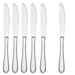 Cutlery Knives Stainless Steel-Pack of 6