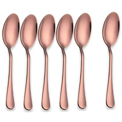 Cutlery Tablespoons Rose Gold-Pack of 6