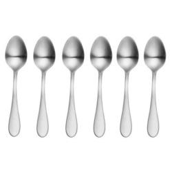 Cutlery Teaspoons Stainless Steel-Pack of 6