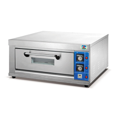 Electric Baking Oven-1 Deck 3 Tray