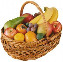 FRUIT/VEG BASKETS