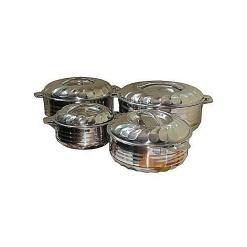 Hot pot Casserole Insulated Food Warmer Small-4 Piece
