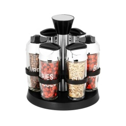 Spice Set Rotating-6 Piece
