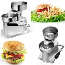 Hamburger Patty Press-130mm