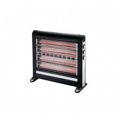 Heater-4 Bar Quartz with Fan and Humidifier 2400W